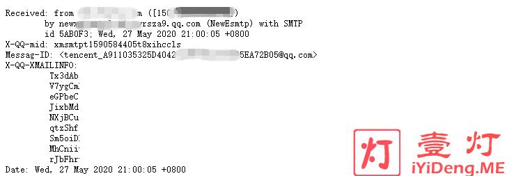 Wordpress评论邮件泄漏源站IP 1